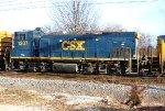 CSX 1207 on Q439